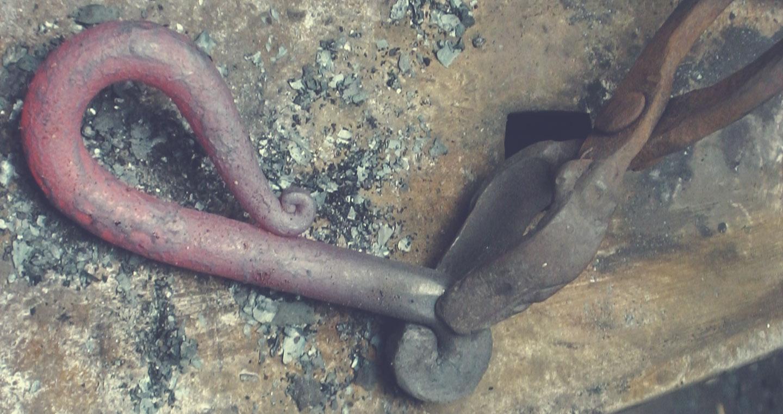 materiali per maniglie: ferro