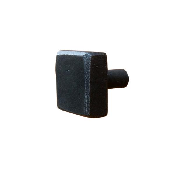 pomello quadrato per mobile serie 680