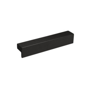 3125CNEOP Modern design furniture handle Le Fabric C center distance 128 mm Matt Black