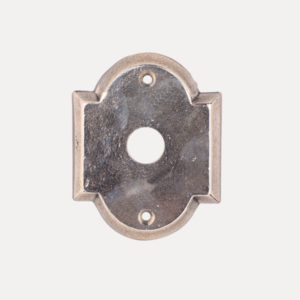 Classic style escutcheon for handle | Le Fabric