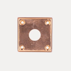 rosetta quadrata serie bronzo per maniglie