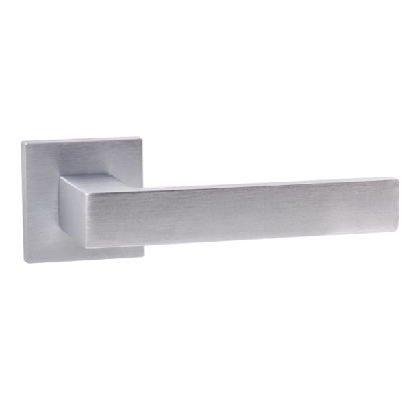Modern Wall handle gray 3 for interior doors and windows.
