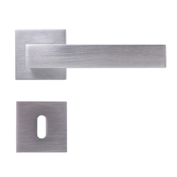 Modern Wall handle gray 4 for interior doors and windows.