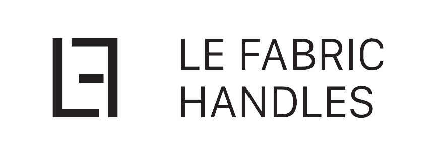 Le Fabric Handles